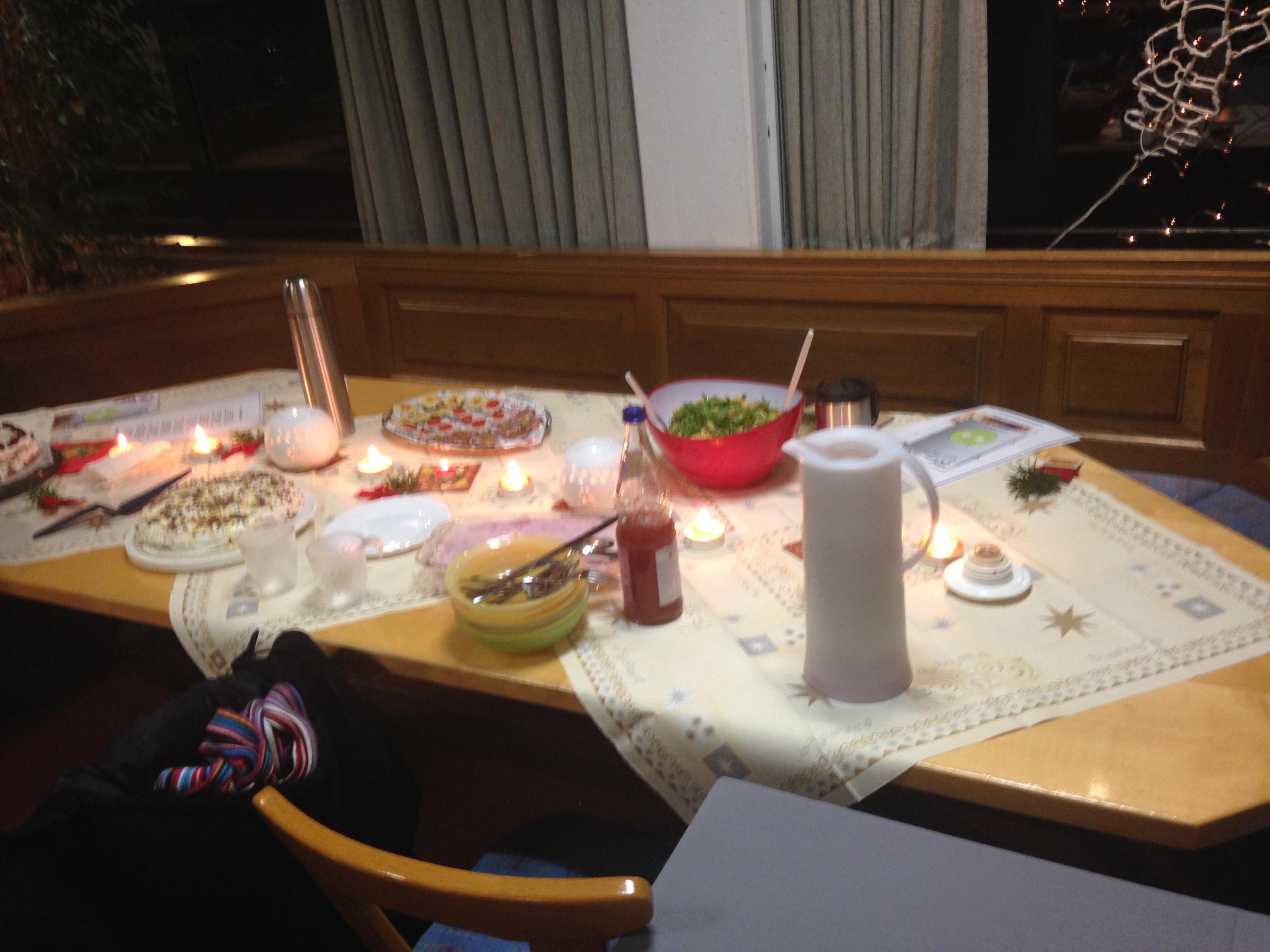 WWWeihnachtsfeier