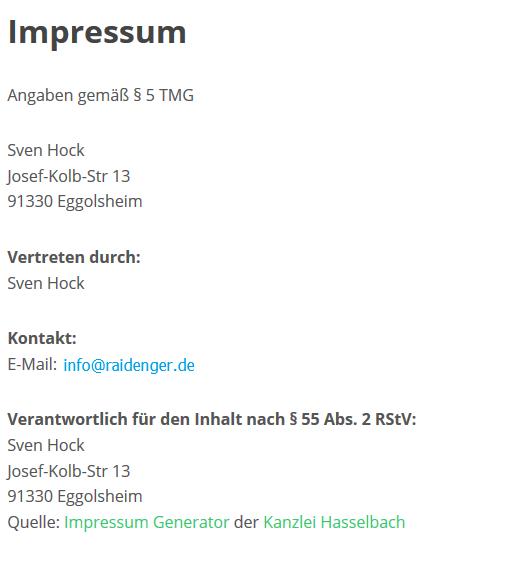 Impressum1